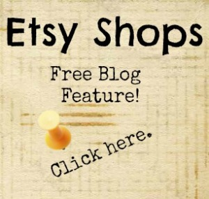 etsy shops can get a free blog feature click to see how