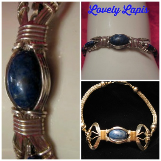 Lovely Lapis Jewelry