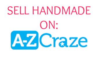 AZ CRAZE Sell Your Handmade or Vintage