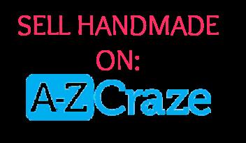 AZ CRAZE Sell Your Handmade or Vintage